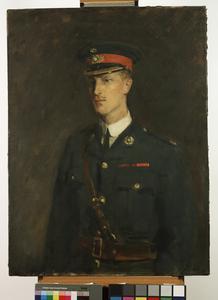 Major E Bamford, VC, DSO, RM : 1919