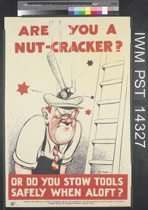 Are You a Nut-cracker?
