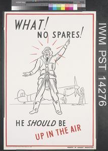 What! No Spares!