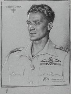 Group Captain P H Hugo, DSO, DFC and Two Bars