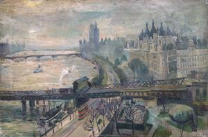 The Thames Embankment
