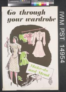 Go Through Your Wardrobe