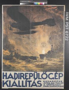 Hadirepülögép Kiállítás [Exhibition of War Planes]