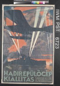 Hadirepülögèp Kiàllìtàs [Exhibition of War Planes]