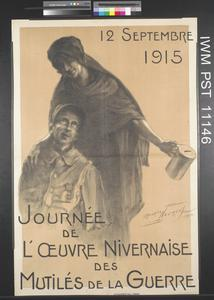 Journée de l'Œuvre Nivernaise de Mutilés de la Guerre [Nevers Charity for Disabled Servicemen Day]