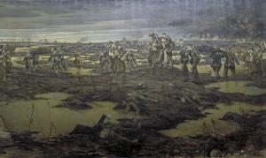 The Harvest of Battle