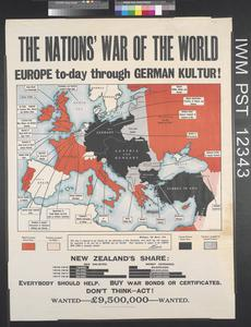 The Nation's War of the World