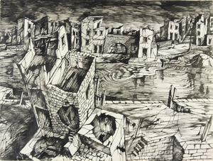 A Town Destroyed, Poplar