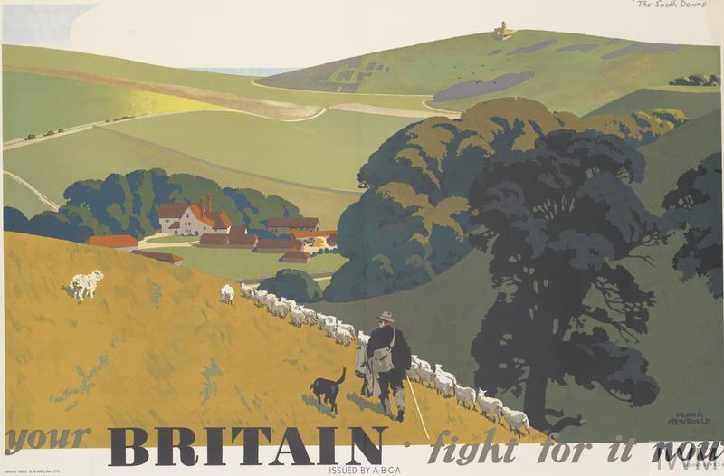 Your Britain - Fight for it Now [South Downs]