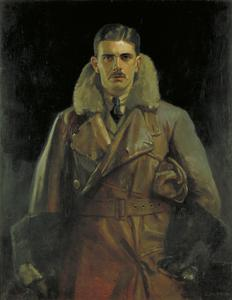 2nd Lieut Gilbert S M Insall, VC, MC, RFC (Later Squadron-Leader, RAF), 1919