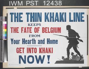 The Thin Khaki Line