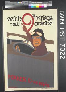 Zeichnet Neunte Kriegsanleihe! [Subscribe to the Ninth War Loan!]