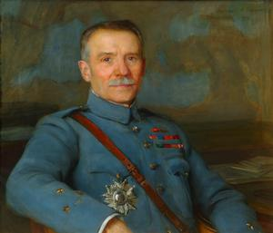 General Sir Emile Belin, KCB : French Permanent Military Representative, Supreme War Council. Versailles, Major-General of the Armies of the North and North-East