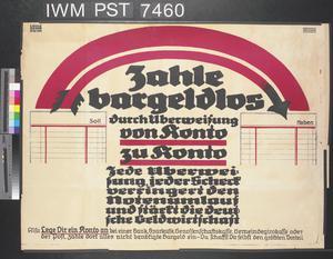 Zahle Bargeldlos [Pay without Cash]