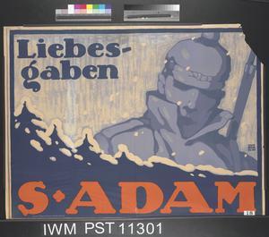 Liebes-gaben - S Adam [Alms – S Adam]