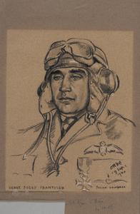 Josef František: a Czech Sergeant-Pilot who was decorated for gallantry while flying with the Royal Air Force.