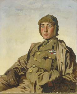 Lieut A P F Rhys Davids, DSO, MC. (1897-1917)