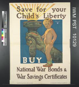 Save for Your Child's Liberty