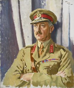 Brigadier-General William Thomas Francis Horwood, DSO: Late Provost-Marshal, GHQ, BEF