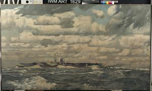 HMS Furious : aerodrome ship