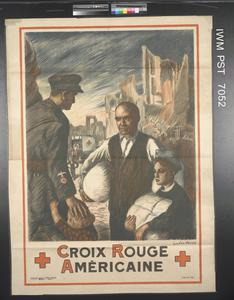 Croix Rouge Américaine [American Red Cross]