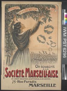 Emprunt de la Libération 1918 [Liberation Loan 1918]