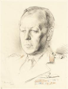 Brigadier Dudley W Clarke, CB, CBE
