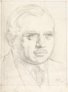 Dr W H Glanville, CBE, DSC, PHD
