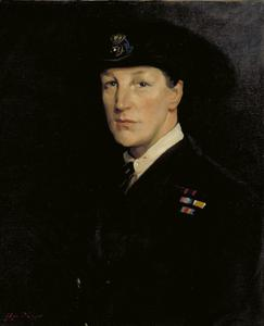 Dame Katherine Furse, CBE, RRC, Director of the Women's Royal Naval Service, 1920