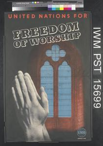United Nations for Freedom of Worship