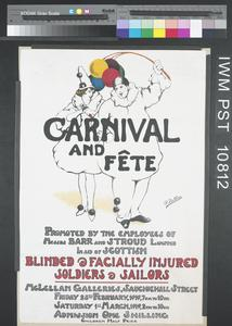 Carnival and Fête