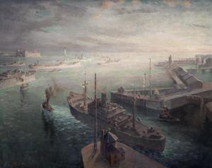 Ocean Transport : The Gateway to Battle