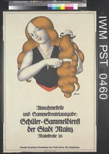 Schüler-Sammeldienst der Stadt Mainz [Schoolchildren's Collection Service of the City of Mainz]