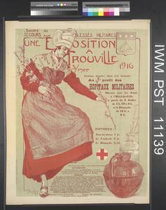 Une Exposition à Trouville [An Exhibition at Trouville]