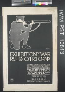 Exhibition of War Relics and Cartoons