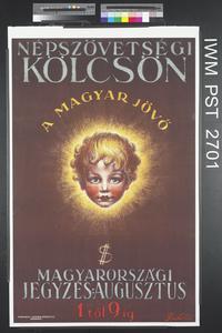 Népszövetségi Kölcsön - A Magyar Jövõ [League of Nations Loan - The Hungarian Future]