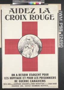 Aidez la Croix Rouge [Help the Red Cross]