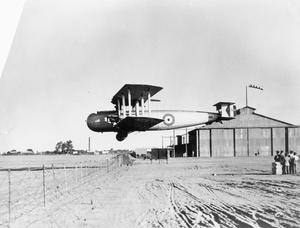 RAF IN IRAQ DURING THE 1920's