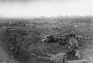 BATTLE OF THE AISNE, 12 - 15 SEPTEMBER 1914