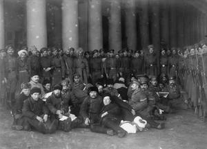 THE RUSSIAN REVOLUTION: THE OVERTHROW OF THE TSAR, MARCH 1917