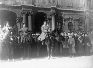 THE FEBRUARY REVOLUTION, 1917