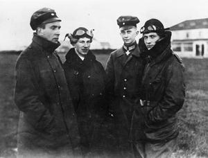 THE GERMAN AIR FORCE DURING THE FIRST WORLD WAR