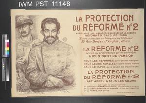 La Protection du Réformé No. 2 [Protection for Category Two Invalided Soldiers]