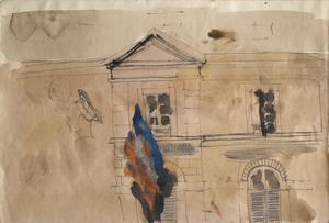 Tricolore: Series of sketches for work in IWM