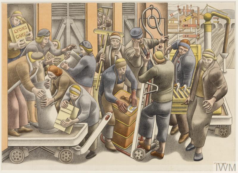 Women Railway Porters in Wartime
