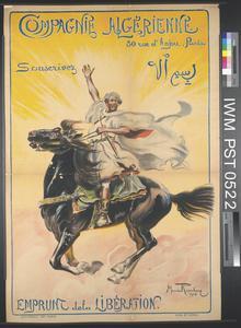 Compagnie Algérienne - Emprunt de La Libération [Algerian Company - Liberation Loan]