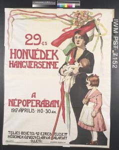 Huszonkilences Honvédek Hangversenye [A Concert Presented by the 29th Home Defence Regiment]