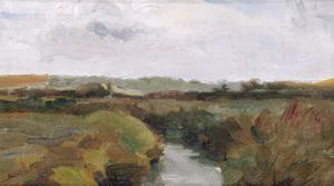 Landscape with River, 1911-1912
