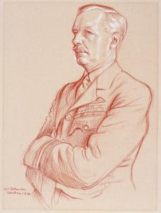 Air Vice-Marshal A T Harris, CB, OBE, AFC