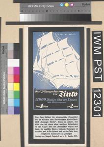 Die Wikingerfahrt der Tinto [The Viking Voyage of the Tinto]